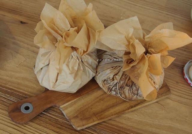Kleftiko - sakiewki z mięsem i warzywami