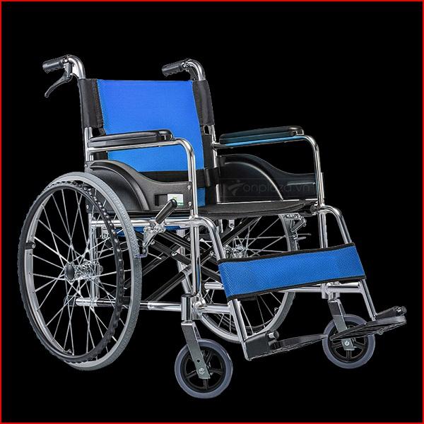 xe lăn tay cho người khuyết tật
