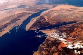 The Gulf of Suez