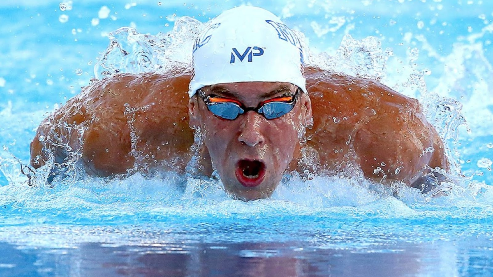 MICHAEL PHELPS 4