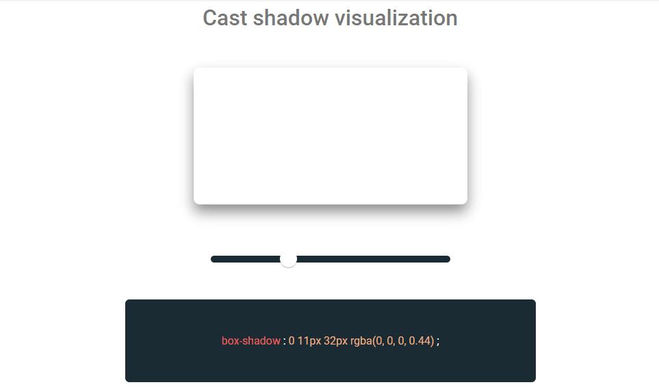 Cara Membuat Efek Bayangan (Box Shadow) Menggunakan CSS
