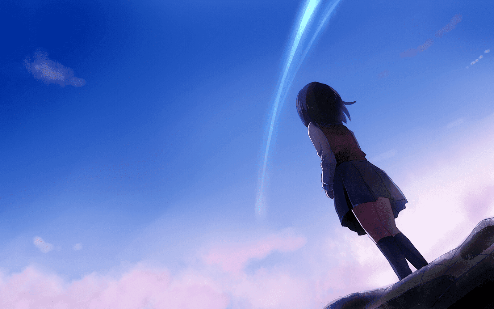 AowVN%2B%252836%2529 - [ Hình Nền ] Anime Your Name. - Kimi no Nawa full HD cực đẹp | Anime Wallpaper