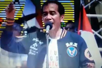 Jokowi 'Ngamuk' di Jogja Terkesan Depresi Tingkat Tinggi, Mentalnya Sudah Jatuh