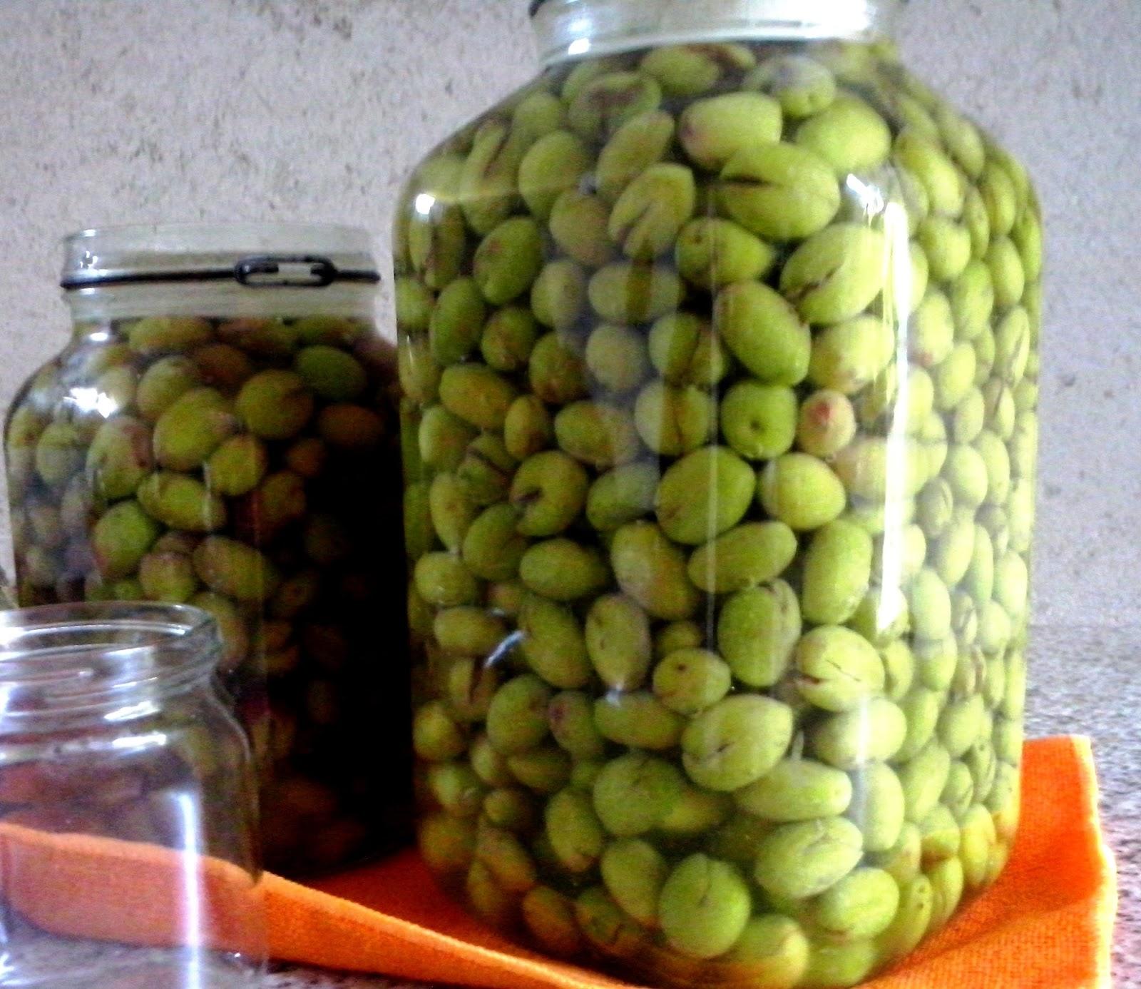 Olive Taggiasche in salamoia | Frantoio Pellegrino Paolo