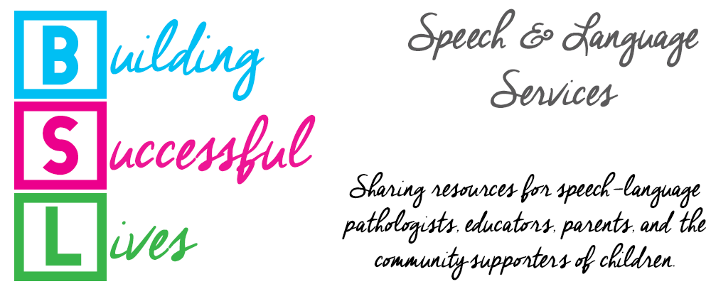 Building Successful Lives- Speech & Language Services