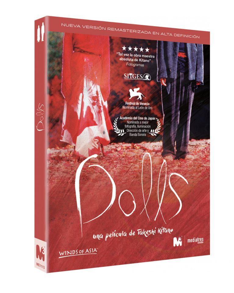 Dolls DVD/BD