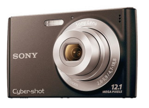 Sony Cyber-shot DSC-W510 Specifications and Price