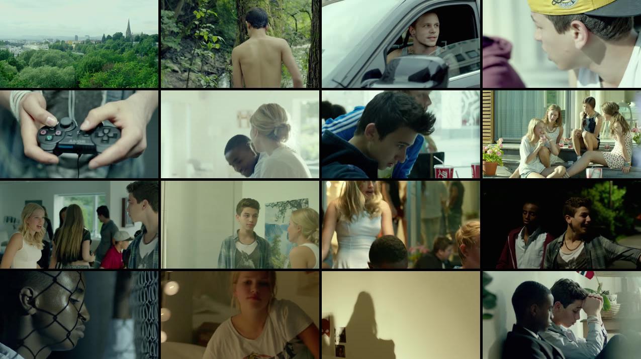 One Night in Oslo 2014 BluRay 720p 500MB