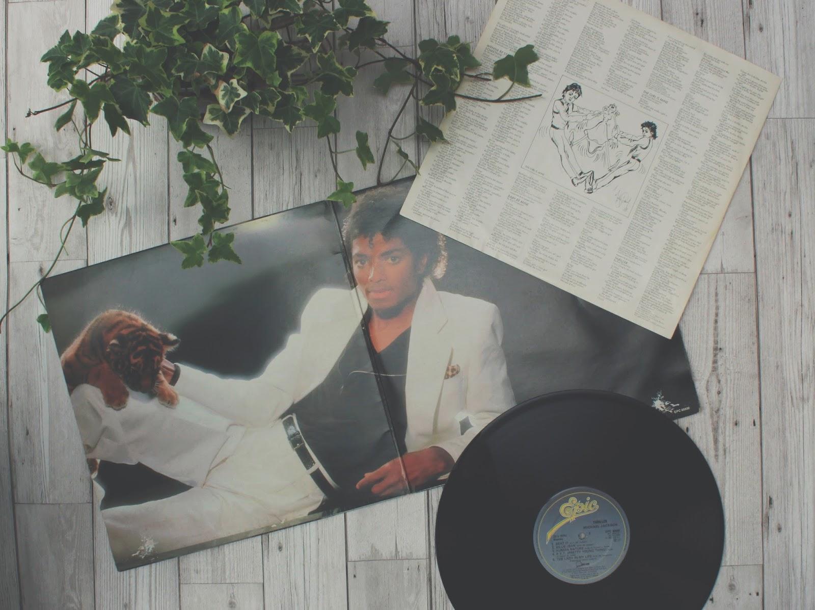 Mummy and Harrison   Fashion & Lifestyle Blogger   Top 5 Records   Michael Jackson