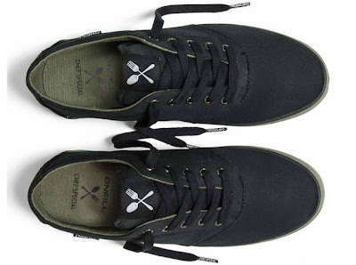 O'neill Chefs Special Psycho Low Sneakers Limited Edition