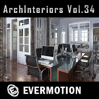 Evermotion Archinteriors vol.34室內3D模型第34期下載