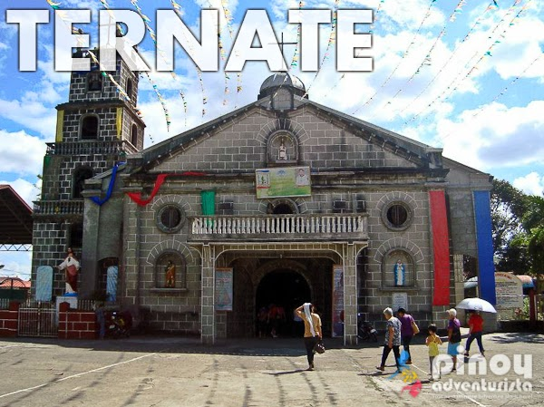 Ternate Church in Cavite