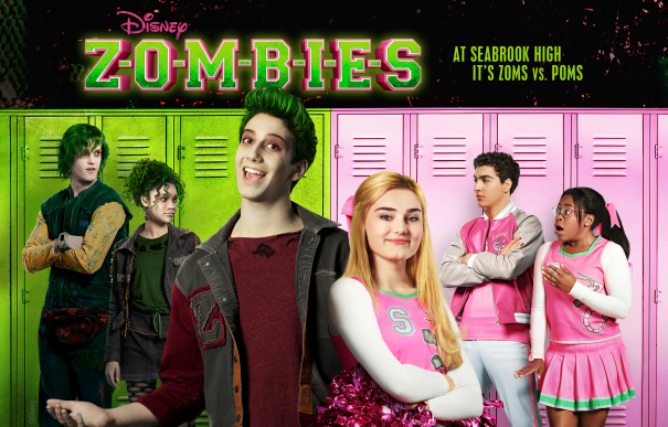 Image Result For Zombies Movie Cast