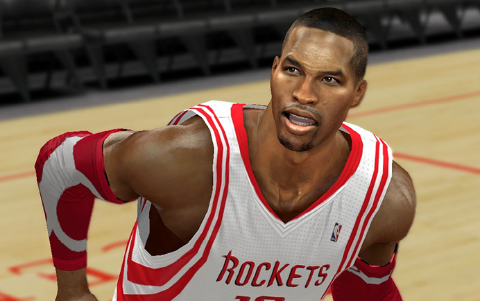 Dwight Howard Hair | NBA 2K14