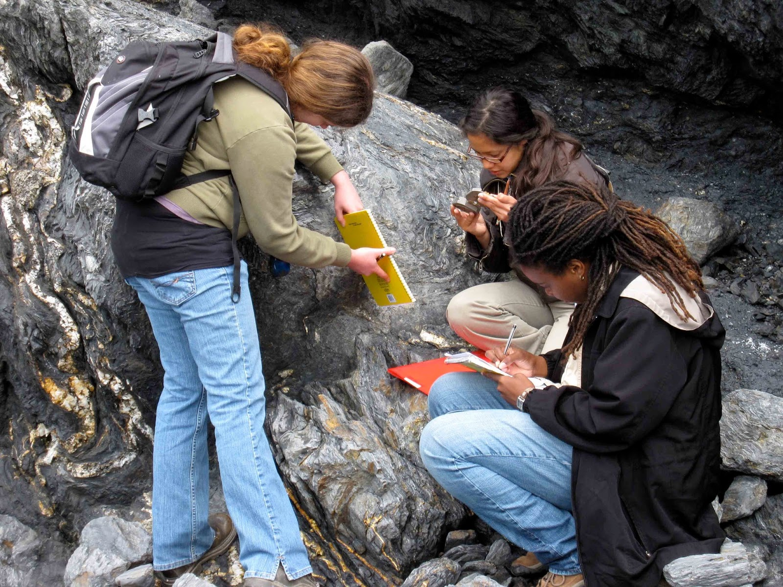 Study Geology in the US