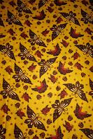 Kain Batik HM-033 Kuning