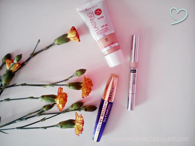 Ulubione kosmetyki w maju ♥ | Catrice, Eveline, L'Oreal, Oillan, Rimmel, Wibo