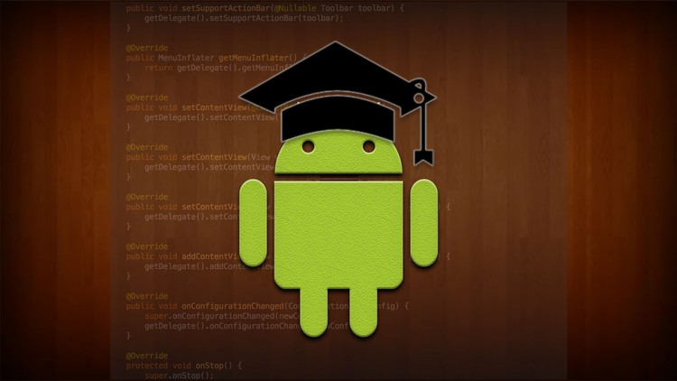 Coupon Android Classroom Training and Certification - 49 Projects