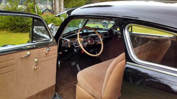 1947 Chevrolet Fleetline Fully Restored   Auto Restorationice