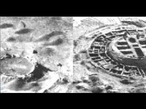 Puede tratarse de una base extraterrestre en la Luna