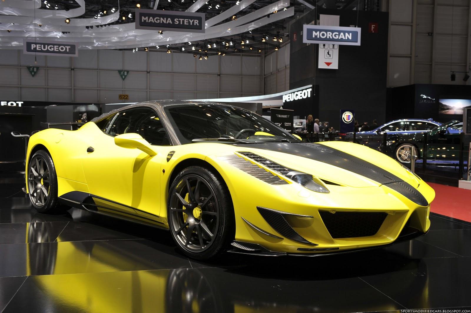 mansory ferrari 458 italia siracusa sport cars. Black Bedroom Furniture Sets. Home Design Ideas