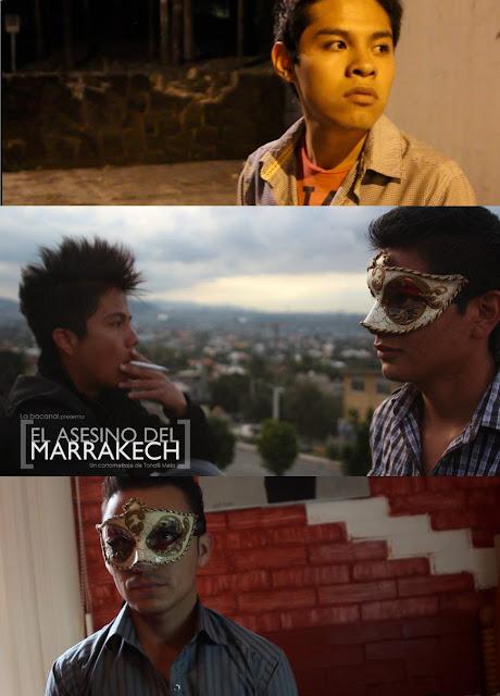 El asesino de Marrakech, film
