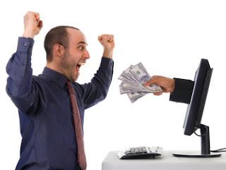 cara mendapatkan uang dari blog orang lain