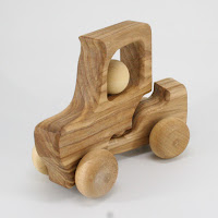 TR06, Tractor VI, Lotes Wooden Toys
