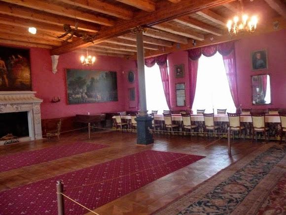 Золочев. Большой дворец. Музей. Интерьеры 17 – 18 веков