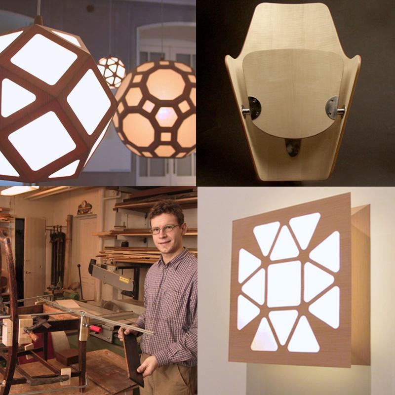 Rasmus Fenhann custom wood creations