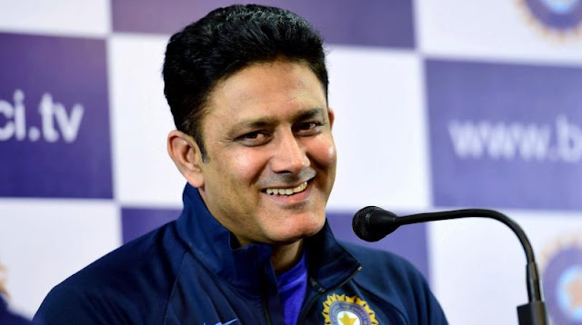 Anil Kumble's response to Fan , Who was feeling shy to talk to him shows his pure class