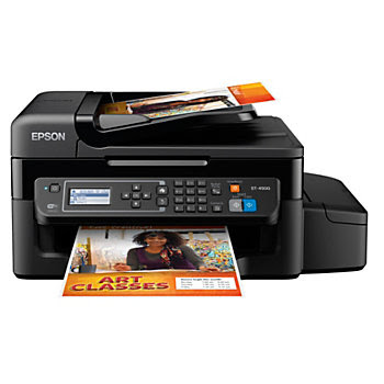Download Driver Epson WorkForce ET-4500