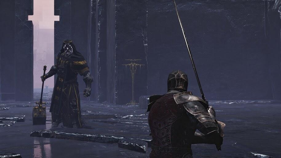 Mortal Shell, Game, Warrior, 4K, #7.1611