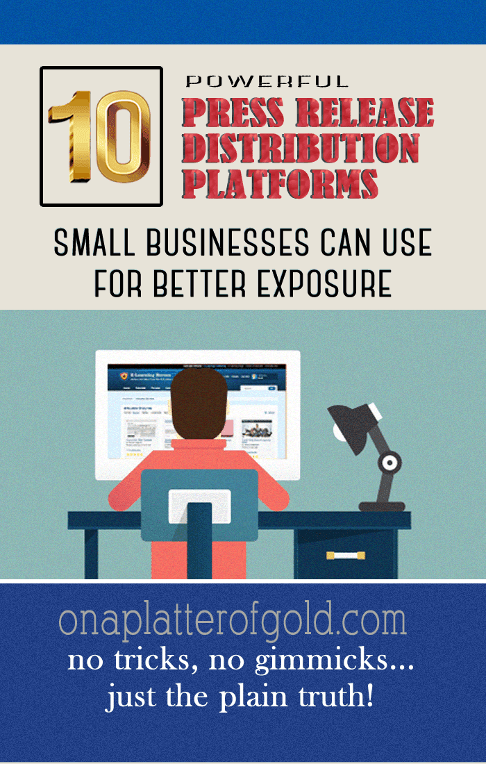 10 Super Powerful Press Release Distribution Platforms Your Startup Should Be Using For Better Exposure