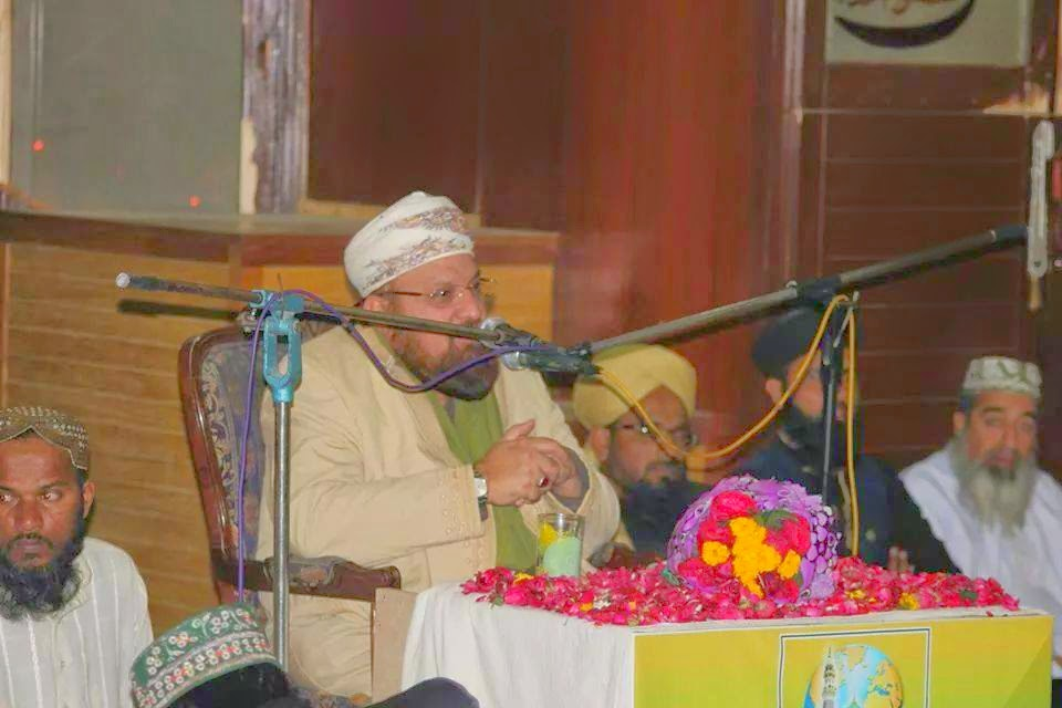 allamah kaukab noorani program december speech