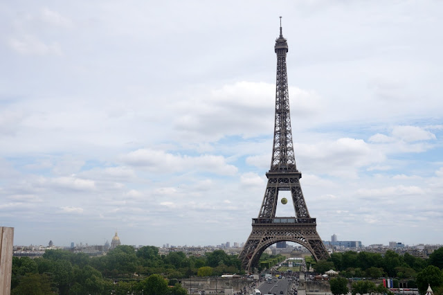 Paris-eiffle-tower