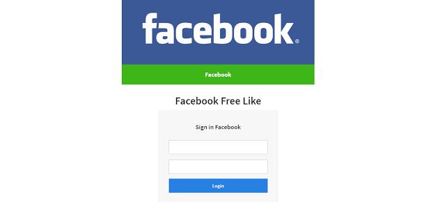 Script Phising Facebook Auto Like - SHAN57   Tempatnya