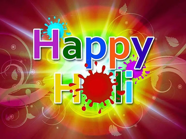 Happy Holi Wallpapers, Messages, Quotes for Facebook Status