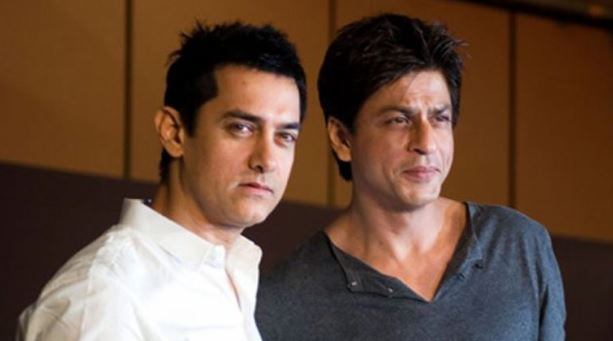aamir khan-shah rukh khan - back to bollywood