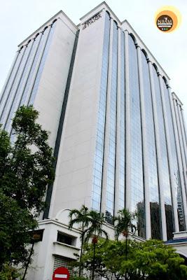 Hotel Istana, Kuala Lumpur, Malaysia Review