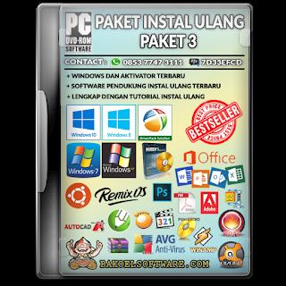 Paket Instal Ulang Komputer Termurah dan terlengkap di Jambi