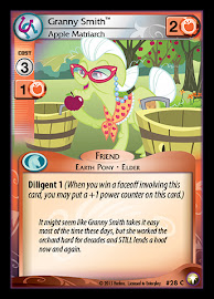 My Little Pony Granny Smith, Apple Matriarch Equestrian Odysseys CCG Card
