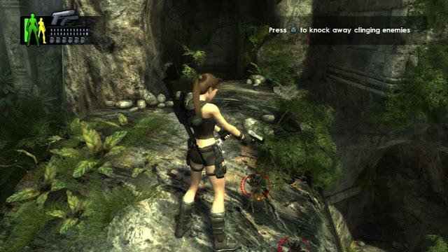 تحميل لعبة tomb raider underworld بحجم صغير