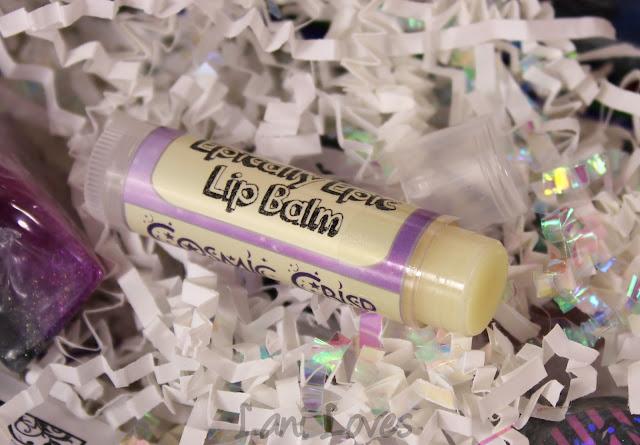Epically Epic Lip Balm - Cosmic Crisp Review