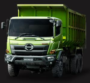 truck hino ranger fm 285 jd
