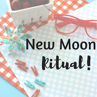 New Moon Ritual and the Power of Intention Setting