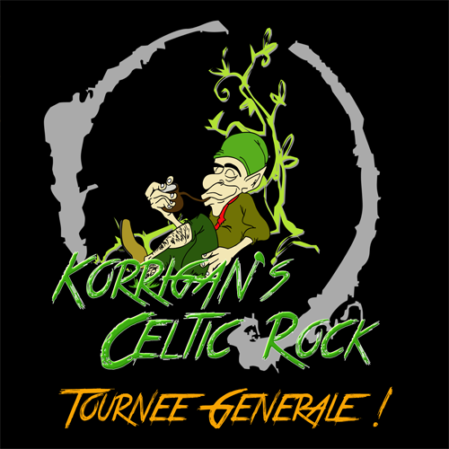 "2016-09-15 EP REVIEW – KORRIGAN'S CELTIC ROCK ""Tournée ..."