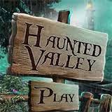 Here is Haunted Valley! A #HiddenObjectGame by #Hidden4Fun! #HalloweenGames