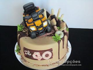 bolo festa moto 4 bragança