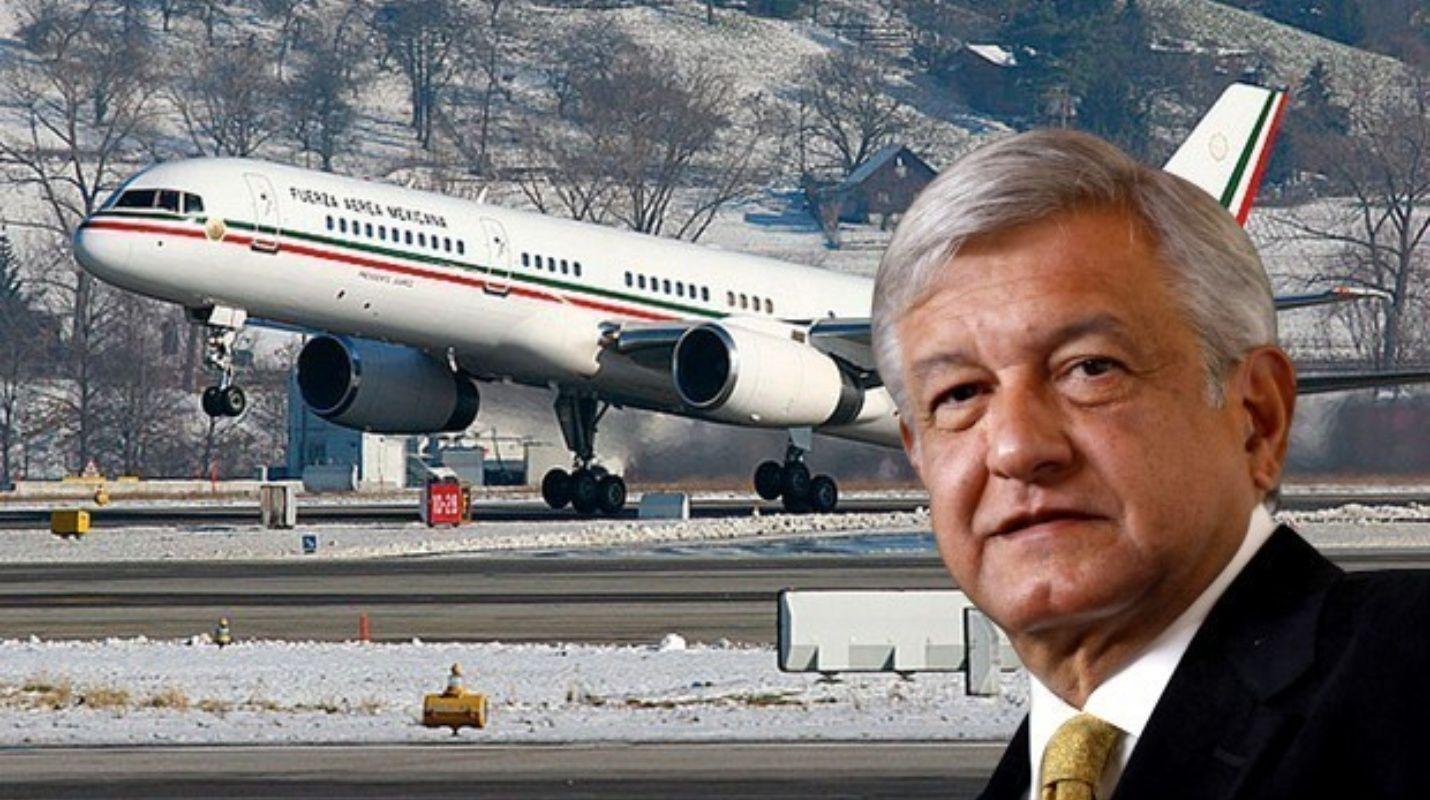 Negociazo: mira en cuánto vendería AMLO el avión presidencial